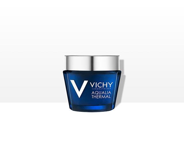 AQUALIA THERMALNIGHT SPA  Replenishing anti-fatigue cream-gel