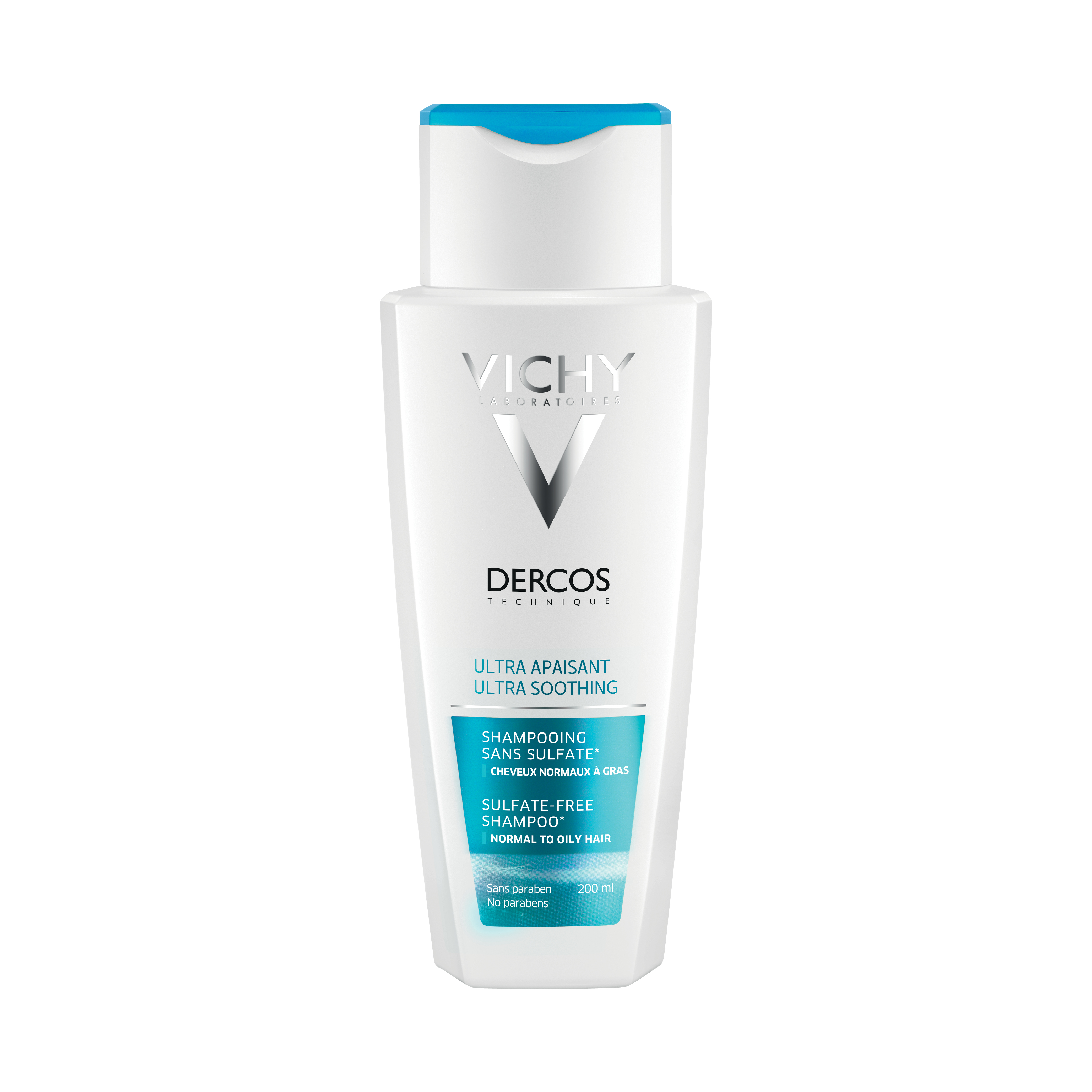 Ultra Soothing - Shampoo for Reactive Scalp and Normal to Oily Hair