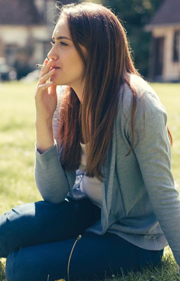 How smoking can change your skin's appearance